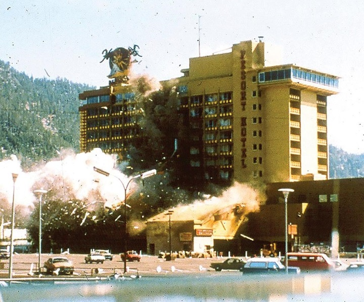 Bomb Extortion Plan Blows Up
