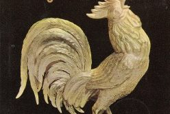 Golden Rooster: Advertising or Art?