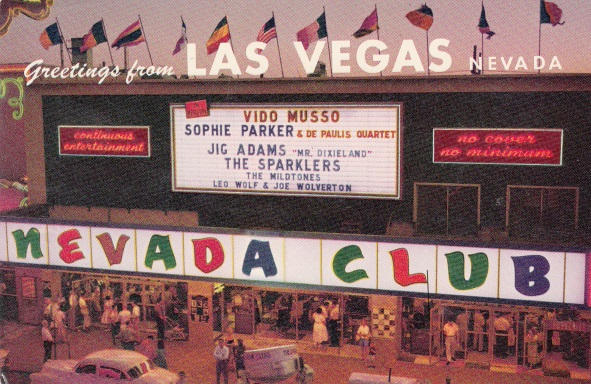 Bilking of Vegas' Nevada Club