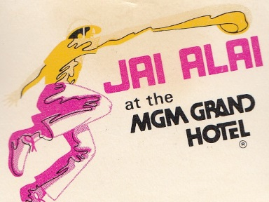 MGM Grand's Gamble on Jai Alai