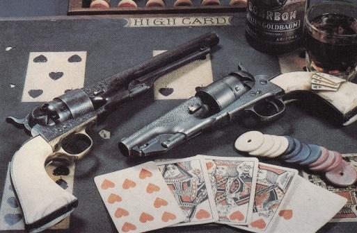 Quick Fact - Gambling, Guns and ... Dolls