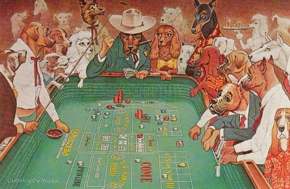 Upcoming Class: Casinos, Characters and Crimes