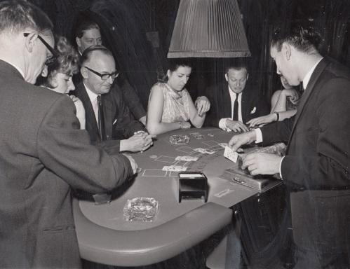 1970s Gambling: England v. Nevada