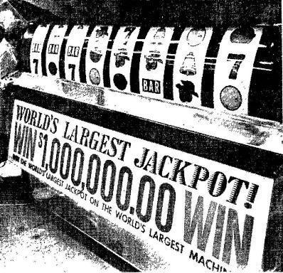 Slot Machines Go Big … and Ginormous