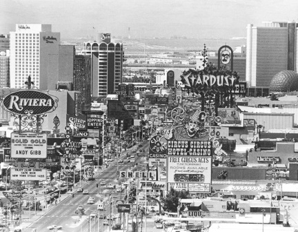 Protests Deliberately Disrupt Gambling in Las Vegas