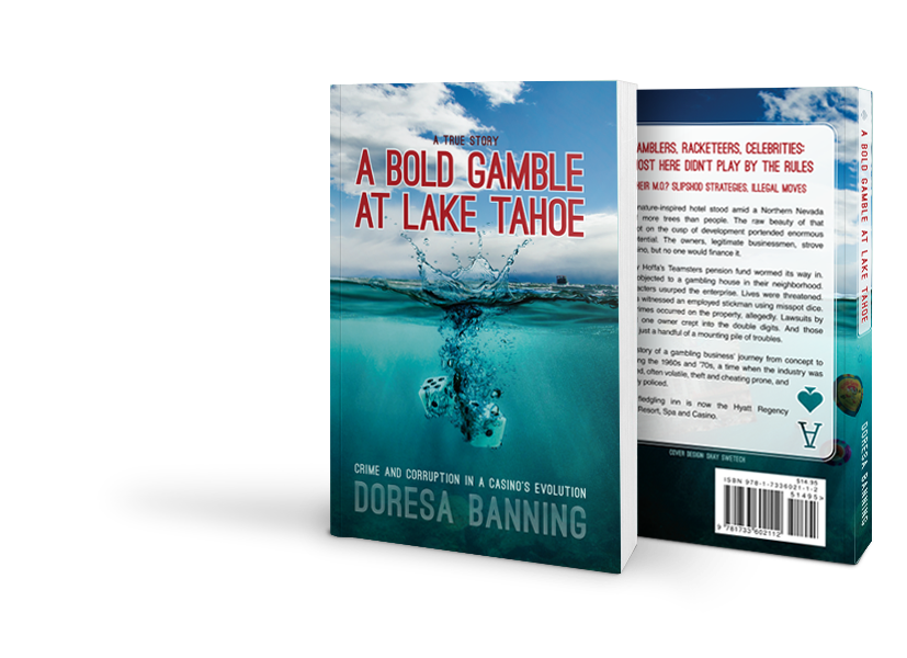 A Bold Gamble at Lake Tahoe - Paperback