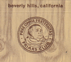 Funny Business at Beverly Hills Card Club Spans Years