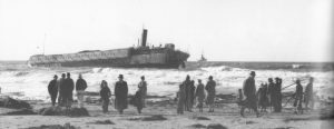 Fate of the <i></noscript>S.S. Monte Carlo</i> Gambling Ship